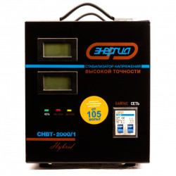 Стабилизатор напряжения Энергия Hybrid СНВТ 2000 / Е0101-0119